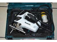 Makita 4350 FCT Orbital Action Jigsaw 110v