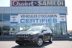2016 Jeep Cherokee LATITUDE  + SIEGES ET VOLANTS CHAUFFANTS