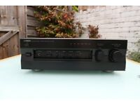 YAMAHA *Brand New* Natural Sound Stereo Amplifier AX-396 with remote control and manual