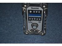 Makita BMR104 Site Radio DAB