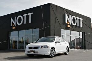 2009 Honda Accord EX-L, Htd Leather, LOW KMS!