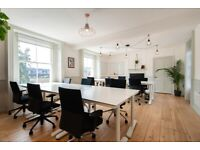 17 Person Office - 2 Mins Walk From Dalston Overground - Bills, Meeting Rooms Included
