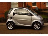 2005 SMART FOR TWO CITY PASSION 61 AUTO ( FORTWO ) / AUTOMATIC / MOT LOGBOOK SERVICE HISTORY