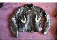 Ladies Motorcycle leather jacket RICHA UK10