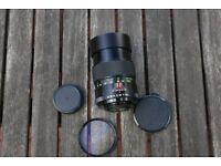 Vivitar f2.8 135mm Prime Lens