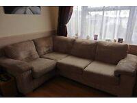 Corner Sofa, £100