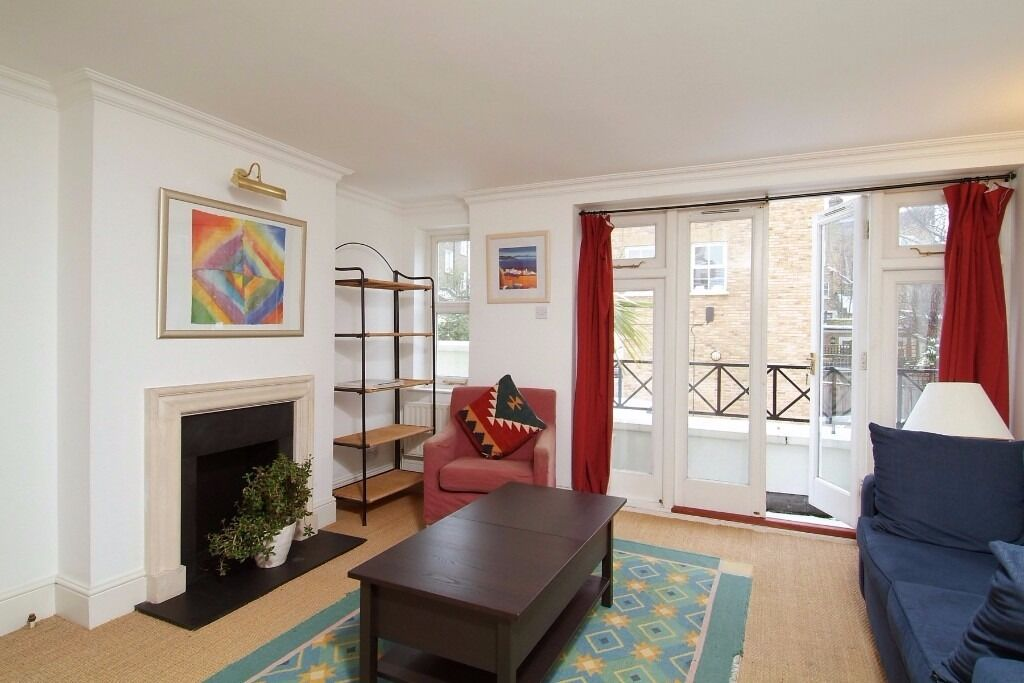 Lovely two double bedroom apartment in Hannington Road, Clapham, SW4