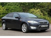 *Beautiful*2009 Ford Mondeo 1.8 TDCi Titanium 6 Speed 5dr, 1 Owner, FSH, Met. Grey