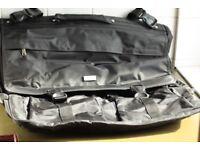 Pierre Cardin suit carrier UNUSED, black and elegant