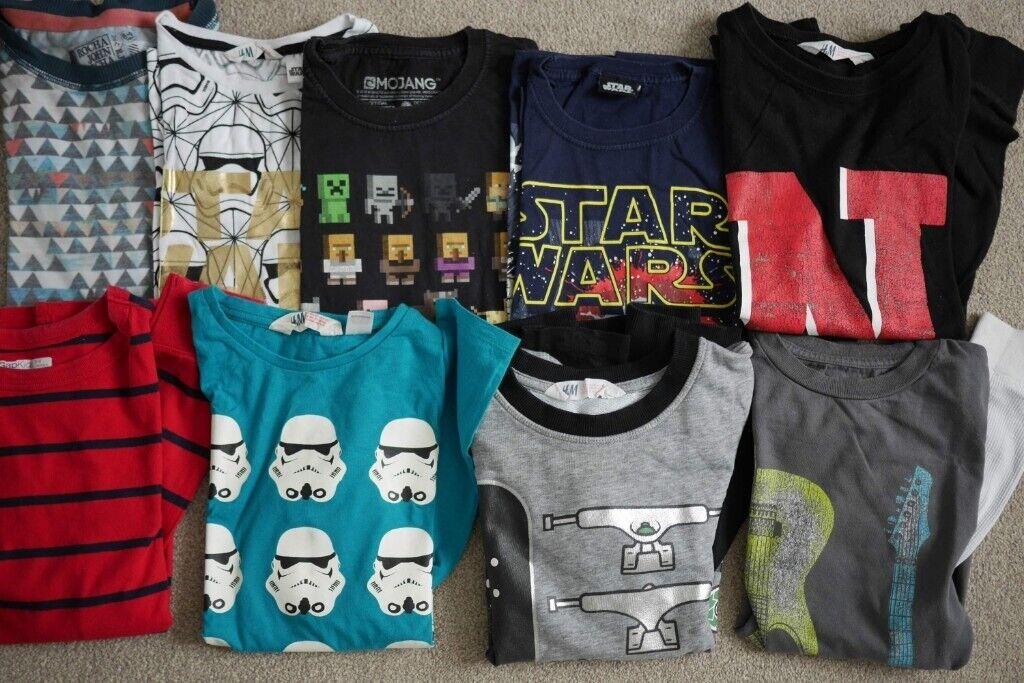 fa42ff74 2 Boys bundles of clothes 8-10 years old GAP, Zara, H&M, Nike, Uniqlo, etc  | in London | Gumtree