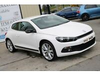 2011 VOLKSWAGEN SCIROCCO 2.0 GT TDI 170 BHP COUPE (FINANCE & WARRANTY AVAILABLE)