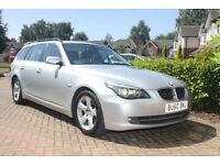 **REDUCED** BMW 5 Series 525d (3.0 litre 6 cyl) SE Touring 60 Reg