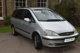 Ford Galaxy 1.9 TD Ghia (130ps) 5d 2005/05