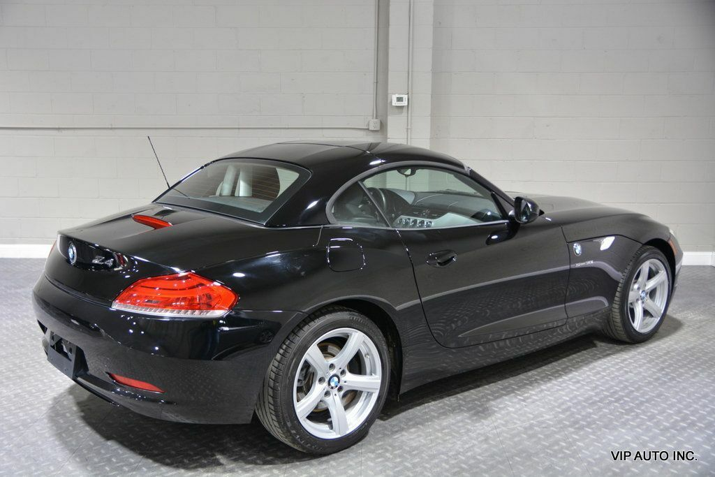 Jet Black BMW Z4 with 38,793 Miles available now!