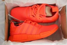 Adidas NMD R1 Triple Red Very Rare. Sold Out in Size 8