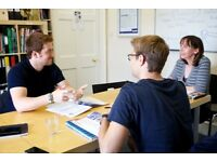 English lessons with qualified and experienced teachers