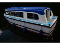 Hampton Safari, 10,750 - 25ft - 4 Berth in fore and aft cabins