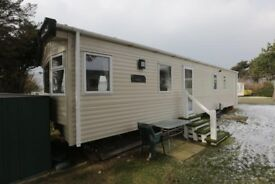 2016 Caravan for sale on the stunning North Wales coast. 2018 site fees included!