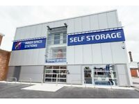 ** SELF STORAGE YORK ** Internal & Container Storage from only £10 per week.