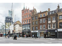 LARGE retail unit - Shoreditch high Street - pop up or long lease