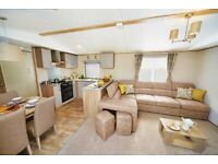 New Static Caravan For Sale On The Ayrshire Coast Not Far From Glasgow.