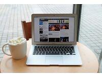 Macbook AIR 2014 13 inch , i5 - 4 GB - 128 GB . Office 2016