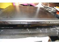 Panasonic DVD Recorder DMR-EZ27EB