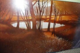 Large print believed to be by Peter Norton - Price £30