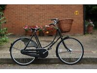 Pashley Princess Classic Bicycle - Ladies Town Bike Black