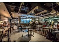 Food Runner - Pilots Bar & Kitchen - Heathrow Airport
