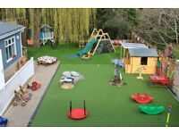Qualified Experienced Nursery Practitioner