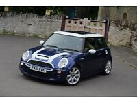 Bmw Mini One 1.6 - Panoramic Roof, Alloys, JCW and Cooper S parts / Swap/Px