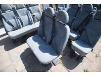 2007 Ford minibus seats