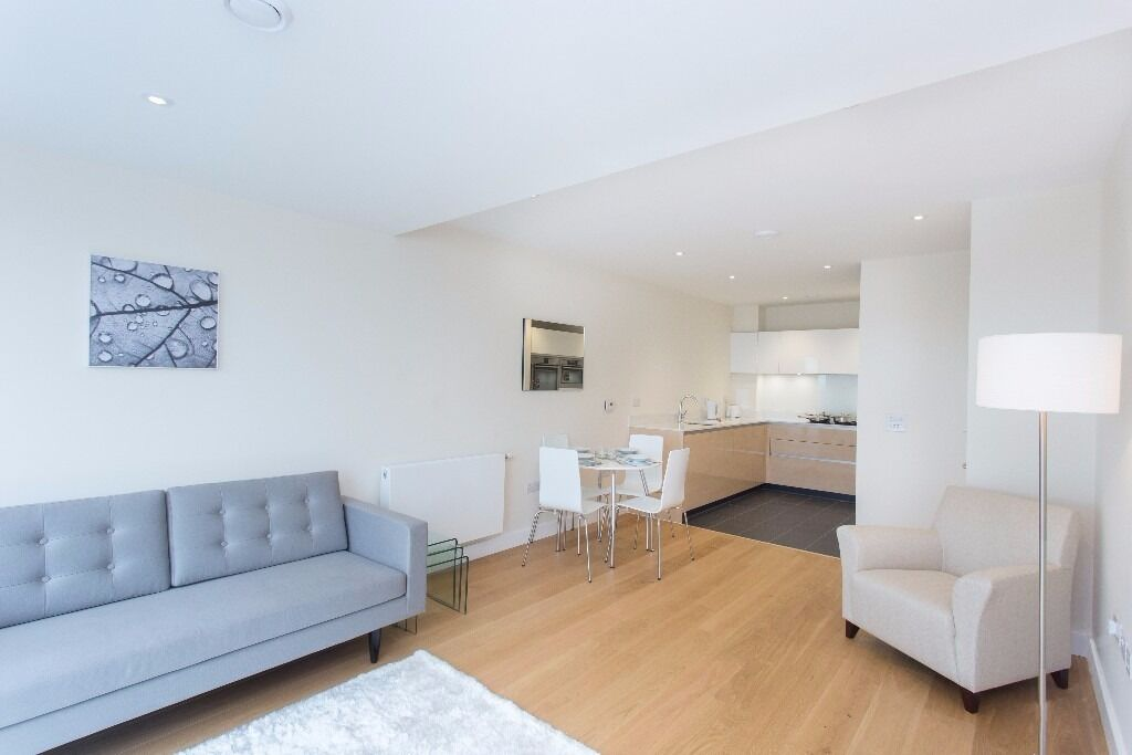 **GREENWICH MILLENIUM VILLAGE*FAB 1 BED*FURNISHED*MUST VIEW