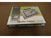 Aiptek MediaTablet 14000u - graphics tablet for Mac and PC