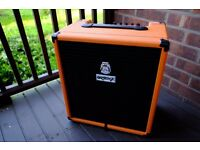 Orange Crush BTX 50w bass amp