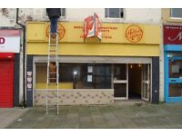 For Rent Ideal Bakery/Deli/Fast Food/Sandwhich Bar/ Shop in Seaham High St £150 pw Post code SR77HQ