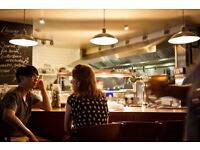Full time Senior CDP- busy local bar and restaurant, Brockley