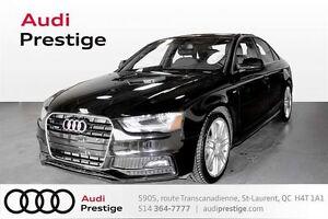 2013 Audi A4 S-LINE NAV++63KMS