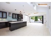 AVAILABLE NOW!! Is this truly outstanding five double bedroom family home for rent in Putney