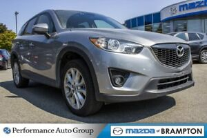 2015 Mazda CX-5 GT. BOSE. LEATHER. NAVI. BACKUP CAM. ROOF