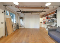 Photographers studio share / 500 Square ft space to rent / Desk-space / Office in Kennington SE17
