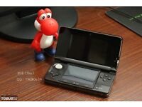 NINTENDO 3DS BLACK CONSOLE