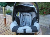 Isafe 3-in-1 Travel System
