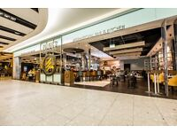 Restaurant Manager - Pilots Bar & Kitchen - Heathrow Airport T5