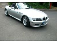 BMW Z3 1.9 WIDE BODY CONVERTIBLE