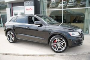 2016 Audi SQ5 3.0T Technik quattro | Black Optics Package