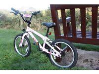 Girl's Kinx BMX bike