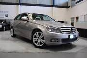 2008 Mercedes-Benz C280 Avantgarde Sedan 4dr Spts Auto 7sp 3.0i Alphington Darebin Area Preview