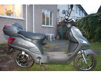 E-rider Model 15 Electric Moped Scooter Bike 48V (can ride at 14 years)